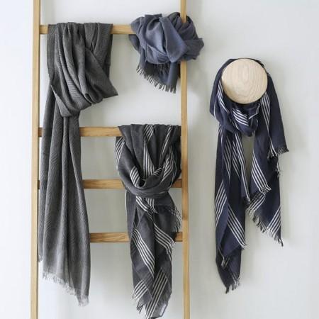 Merino skjerf / sjal