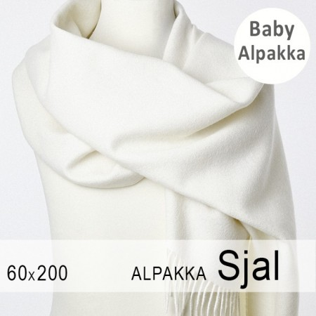 Alpakka sjal   store skjerf  1be34a6cc1ae3
